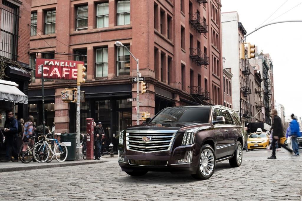 Cadillac Escalade 2018: el modelo más rentable de General Motors se actualiza