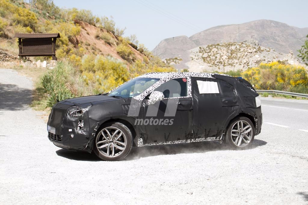 Cadillac XT4 2018: el nuevo crossover premium cazado en España