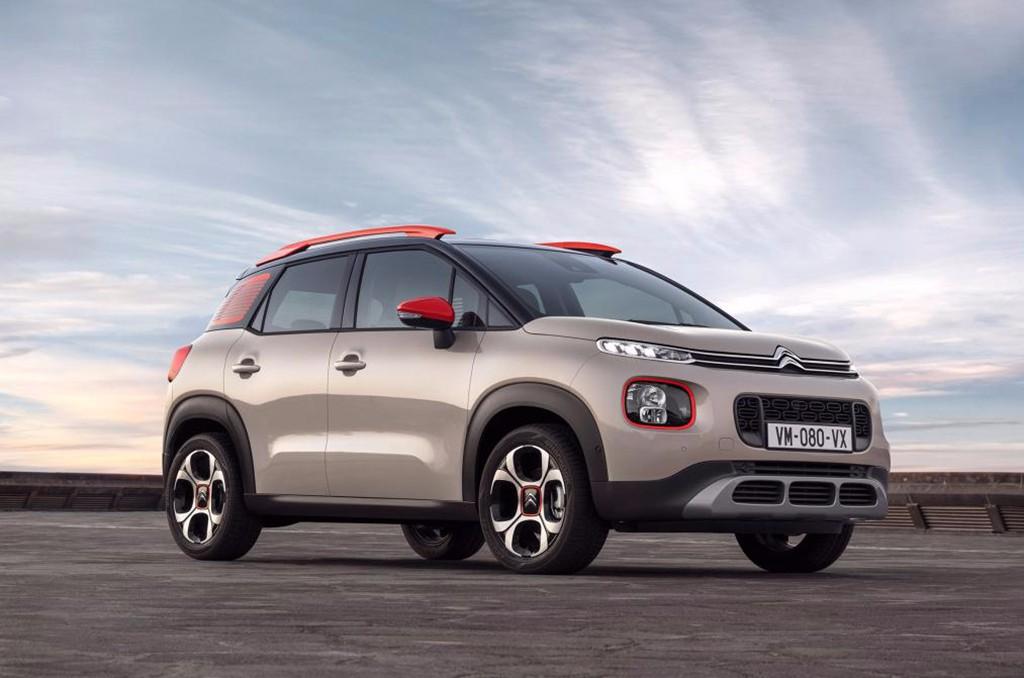Citroën C3 Aircross 2018: se presenta en sociedad el sucesor del C3 Picasso