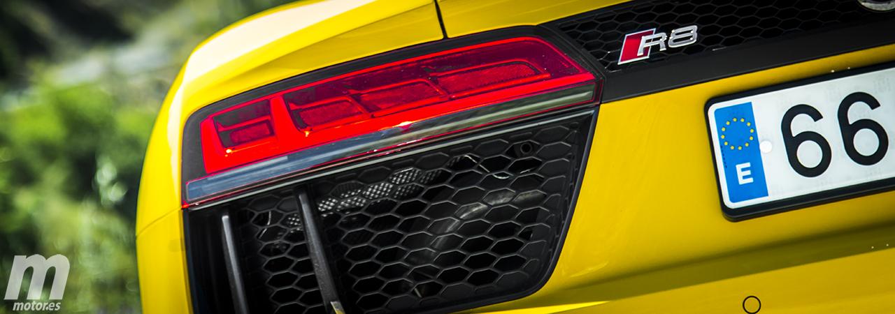 Prueba Audi R8 Spyder, la canción del pirata