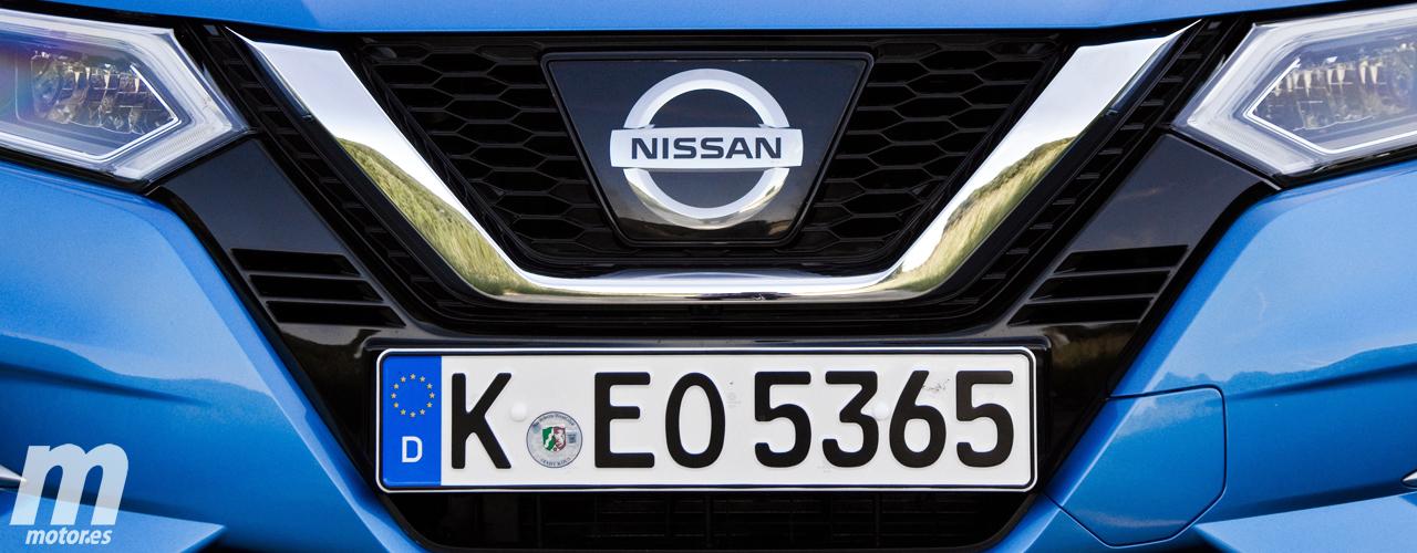 Prueba Nissan Qashqai 2017 (con vídeo)