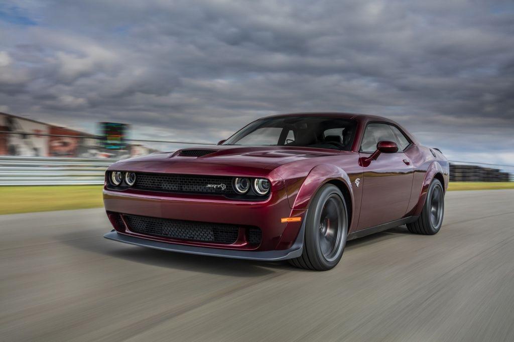 Dodge Challenger SRT Hellcat Widebody: alma de Hellcat con el cuerpo del Demon