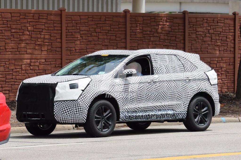Ford Edge 2019: en camino nueva actualización para el gran SUV
