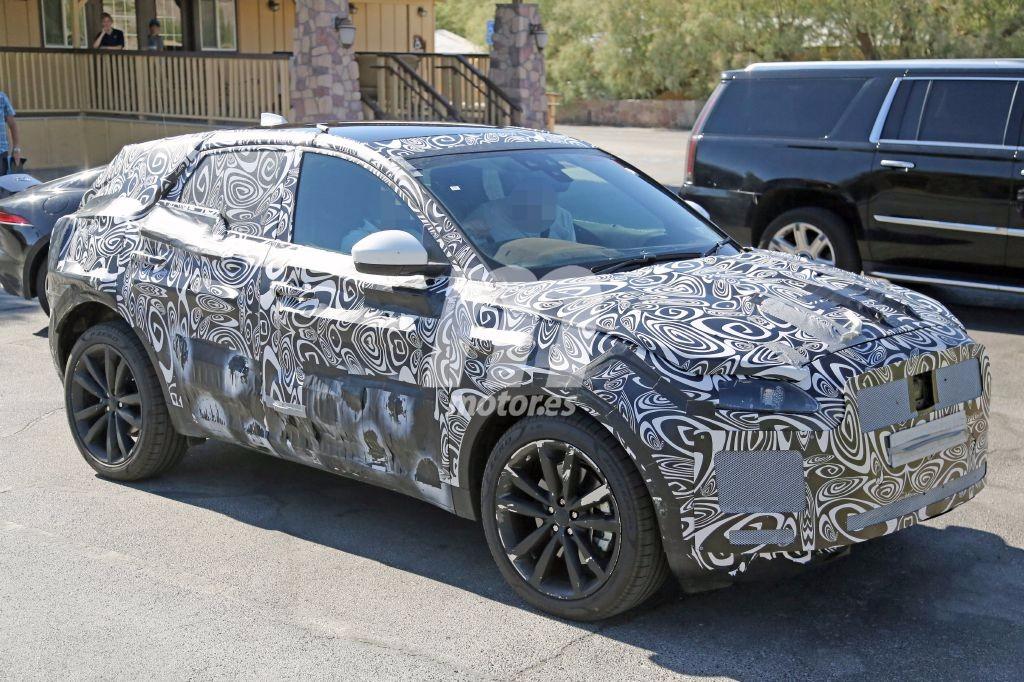 Jaguar E-Pace: las últimas fotos nos desvelan nuevos detalles