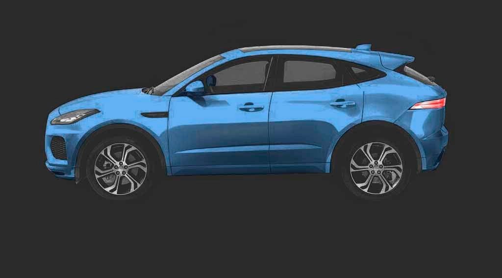 El Jaguar E-Pace estará disponible desde 37.450 euros