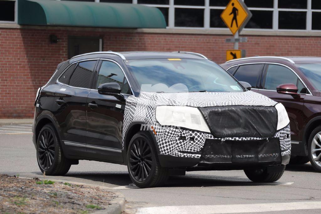 Lincoln MKC 2018: actualización en camino para el SUV premium compacto