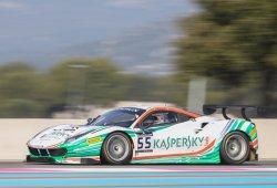 59 GT3 buscan la gloria en los 1.000 km. de Paul Ricard