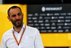 "Abiteboul desmiente a Red Bull: ""No habrá actualización en Baku"""
