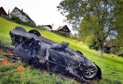 Richard Hammond sufre un gravísimo accidente con el Rimac Concept One