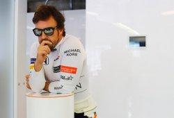 Alonso considera que el motor Honda enmascara la brillantez del McLaren