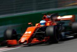 "Alonso: ""Era casi hasta peligroso ir tan lento en las rectas"""