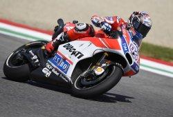 Andrea Dovizioso gana en Mugello para delirio de los fans de Ducati