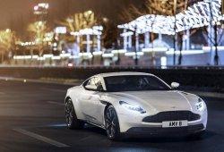 Aston Martin DB11 V8: desvelado antes de su presentación en Goodwood