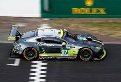 Aston Martin estrenará su nuevo GTE en 2018