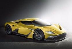 Aston Martin lanzará su nuevo superdeportivo de motor central en 2020