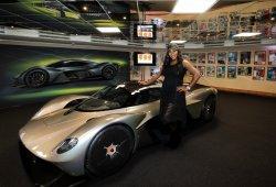 Aston Martin Valkyrie: primera imagen del diseño definitivo del hiperdeportivo