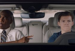 El nuevo Audi A8 2018 se deja ver en este avance de Spider-Man: Homecoming