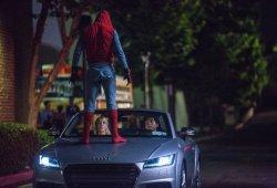 El Audi A8 se desvelará este mes en la premiére de Spiderman