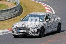 Audi S6: sus primeras imágenes llegan desde Nürburgring