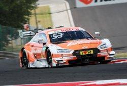 Audi Team Rosberg no apela la exclusión de Jamie Green