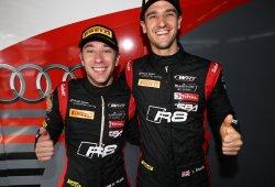 Leonard y Frijns se anotan la Qualifying Race de Zolder