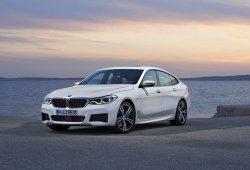BMW Serie 6 GT 2018: funcionalidad con elegancia deportiva