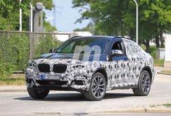 BMW X4 M40i 2018: la versión más deportiva cazada por primera vez