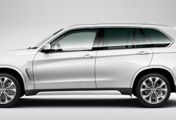 BMW presentará el X7 SUV de manera conceptual en Frankfurt 2017