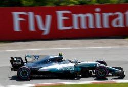 Bottas califica de 'mínima' la superioridad del motor Mercedes