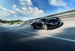 El Bugatti Chiron no alcanza 450 km/h porque sus neumáticos no soportan esa velocidad