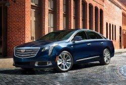 Cadillac XTS 2018: el sedán de lujo se renueva con el rostro del CT6