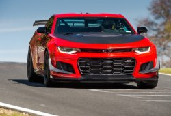 El Chevrolet Camaro ZL1 1LE pulveriza el crono en Nürburgring