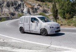Citroën Berlingo 2018: la nueva generación de la furgoneta francesa está en marcha