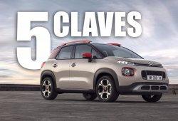 Citroën C3 Aircross 2018: las 5 claves de un cambio radical