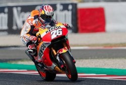 Dani Pedrosa consigue la pole del GP de Catalunya