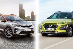 Diferentes por dentro y fuera, el Hyundai Kona y Kia Stonic no son el mismo coche