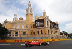 En directo: entrenamientos libres 1 del GP de Azerbaiyán de F1 2017