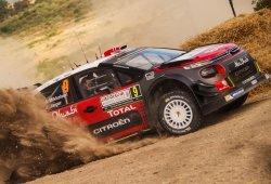 Dos 'jokers' para el Citroën C3 WRC de Andreas Mikkelsen