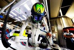 Felipe Massa no descarta seguir una temporada más en Williams
