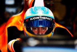 """Alonso: """"En condiciones normales, tendríamos que haber ganado"""""""