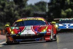 Ferrari da permiso a Sam Bird para no estar en Nürburgring