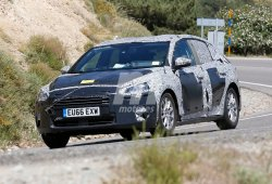 El nuevo Ford Focus continúa su extenso desarrollo en España