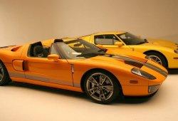 Ford GTX1: la menos conocida variante descapotable del Ford GT