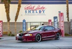 Shelby responde al reto de un cliente y transforma su Mustang GT 1997