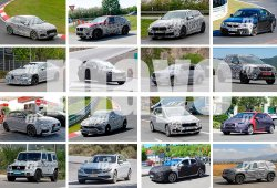 Dacia Duster 2018, BMW M2 CS 2018 y Audi Q8 2018: fotos espía Mayo 2017