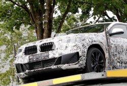 El frontal del BMW X2 al descubierto