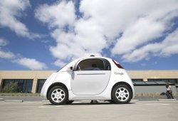 Google jubila el simpático prototipo Firefly de conducción autónoma