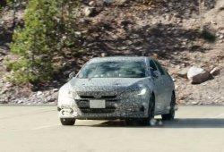 Honda Accord 2018: nueva gama mecánica sin V6 pero con el bloque del Type-R