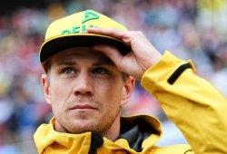 Hülkenberg, a favor del fichaje de Alonso por Renault