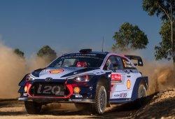 Hyundai busca su tercer triunfo del año en Cerdeña